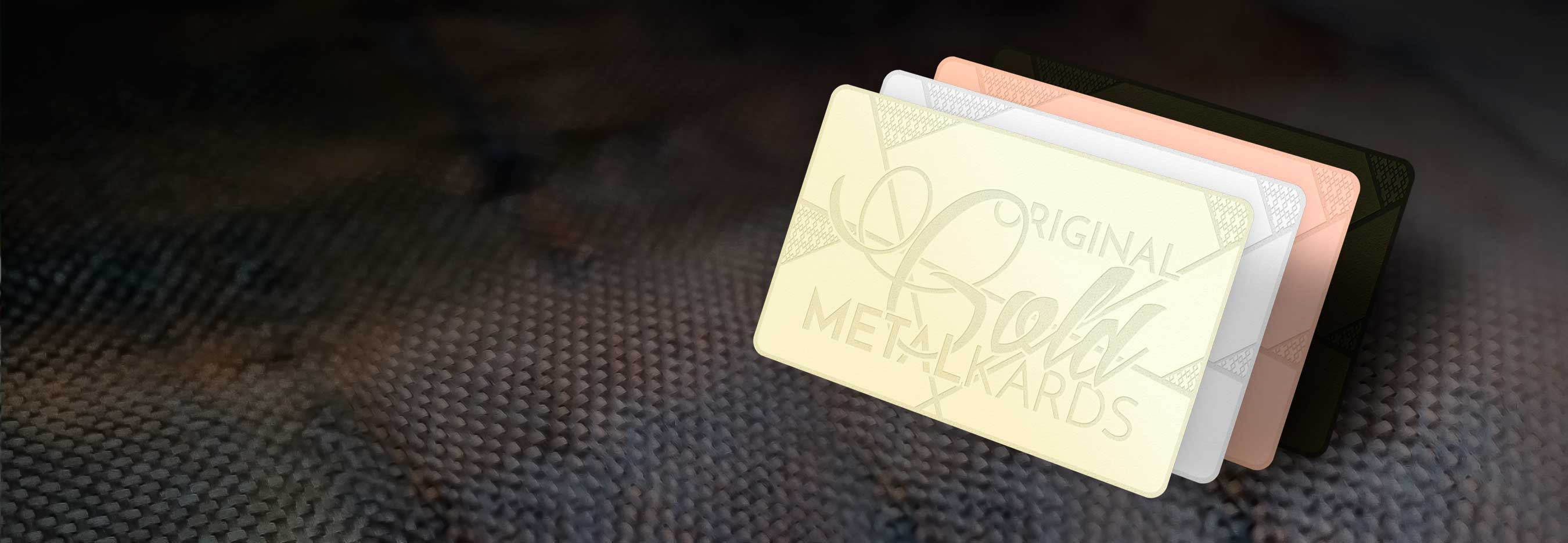 Metal Business Cards in Stainless Steel